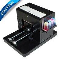 Многофункциональный A4 Размер планшетный принтер машины для печати для CD/DVD карты Чехол/футболка/ручка/Пластик принтер