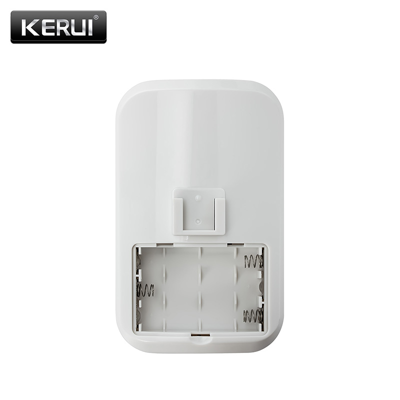 Image 5 - Capteur de mouvement PIR Intelligent sans fil  KERUI 433Mhz, détecteur de mouvement, pour GSM PSTN système dalarme domestique sans antenne, infrarouge, Lot de 2 pièceskerui wirelessdetector sensorkerui detector -