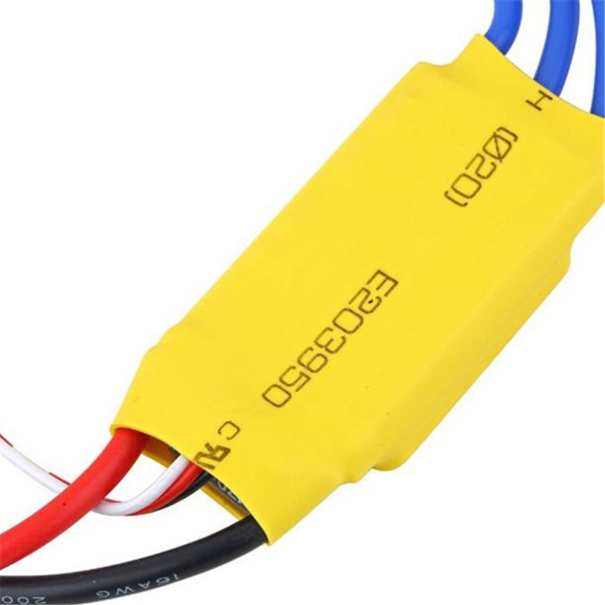 High Quality Hobbywing Sensored Brushless Motor Speed Controller 30A ESC RC Car Truck Toys Wholesale Free