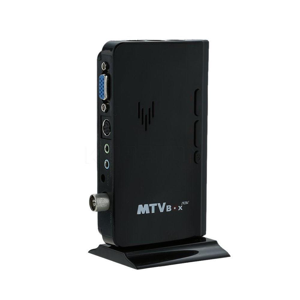 New Portable Digital External LCD CRT VGA External TV