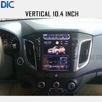 DLC навигации gps широкий и вертикальной стерео android 6,0 навигации автомобилей Радио Аудио Видео плеер для hyundai IX25 CRETA