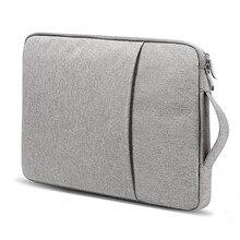 "Unisex Liner Laptop Sleeve Notebook Bag Case Voor Asus Zenbook UX330UA 13.3 Vivobook 15.6 Thinkpad 14 12.5 ""11.6 Inch computer Tas"
