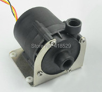 DC12V Water cooling pump 800L/H G1/4input 4 pin plug with Stand