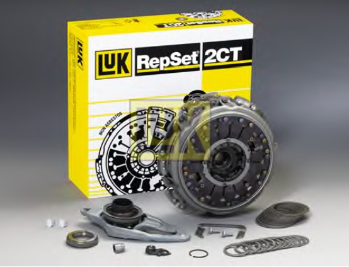 602 0001 00  0AM198141C LUK Clucth Set For VW Jetta