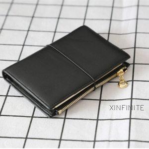 Image 5 - Yiwi 100% Genuine Leather Notebook 9x12.5cm Passport Handmade Vintage Cowhide Diary Travel Journal Sketchbook Planner Gift