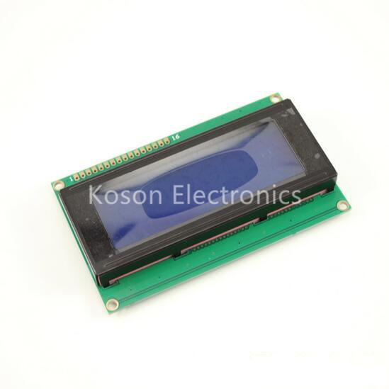 LCD Board 2004 20*4 LCD 20X4 5V Blue screen blacklight LCD2004 2004A display LCD module LCD 2004 for arduino