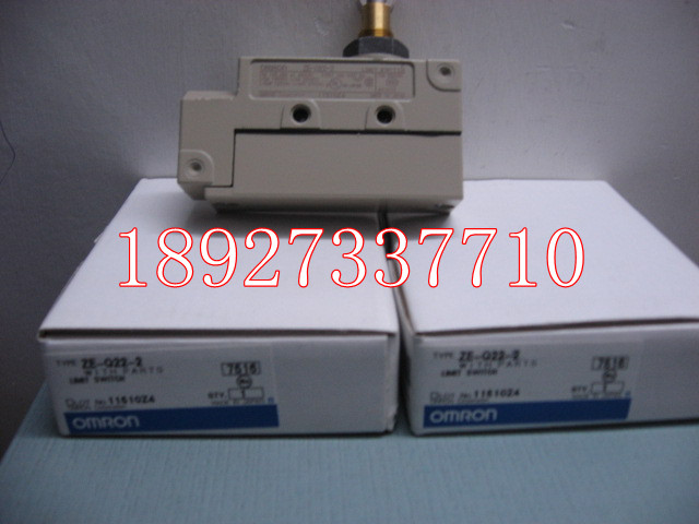 [ZOB] Supply of new original Omron omron limit switch ZE-Q22-2 factory outlets  --2PCS/LOT [zob] supply of new original omron omron limit switch shl w2155 5pcs lot