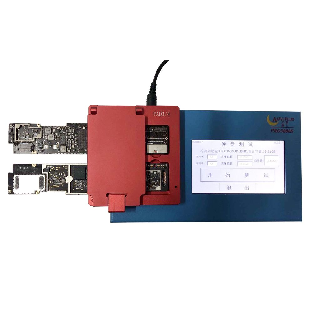 quality 3 in 1 PRO-Mate adapter for pro3000s repair for ipad 2 3 4 fast shipping
