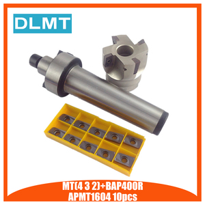 Image 1 - 送料無料 MT4 FMB22 シャンク BAP400R/BAP300R 50 22 正面フライス cnc カッター + 10 個 APMT1604/APMT1135 挿入工具