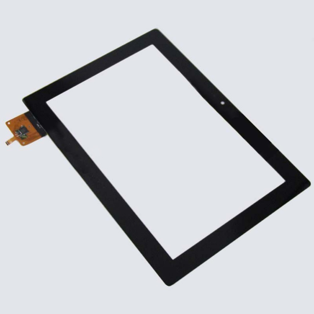 For Lenovo S6000 Touch Screen Digitizer glass Lens Sensor replacement parts For Lenovo IdeaTab S6000 10.1tablet touch panel аксессуар чехол lenovo ideatab s6000 g case executive white