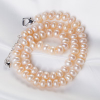 Only 20 Pcs Stock And Sale For One Week NYMPH Jewelry 11 12mm Big Natural Pearl