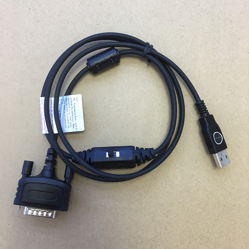 USB Programming Upgrade Cable For Hytera MD650 MD780 RD782 MD782 RD982 RD985 US