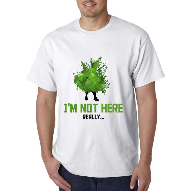 Fortnite Bush Battle Royale Game Funny Summer T Shirt Best Birthday