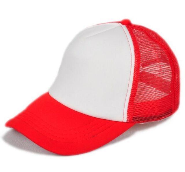Red Baseball net 5c64f225d7efa