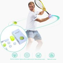 Smart Analyzer Tennis Racket Sensor Bluetooth 4.0 Tenis Masculino Motion Activity Trackers Raquete De Tenis Monitor Professional