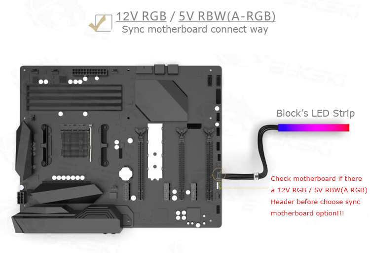 Image 5 - Bykski water Cooling block fit MSI Geforce GTX 1080 Gaming X 8G/ARMOR 8G,1070TI/1070/1060 Gaming,GPU Block,N MS1080GM X-in Fans & Cooling from Computer & Office