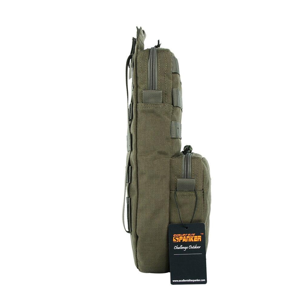 Image 4 - حقيبة ممتازة للترطيب التكتيكي للنخبة ، سترة صيد قتالية ، حقيبة للترطيب ، حقائب كامو ، حقيبة معدات خارجية على