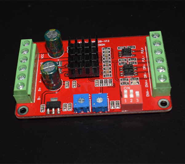 THB6128/ stepper motor drive / control module /2A current /128 subdivision / drive board /42-57 57 two phase stepper motor drive current 4 2a 1850v breakdown 542 128
