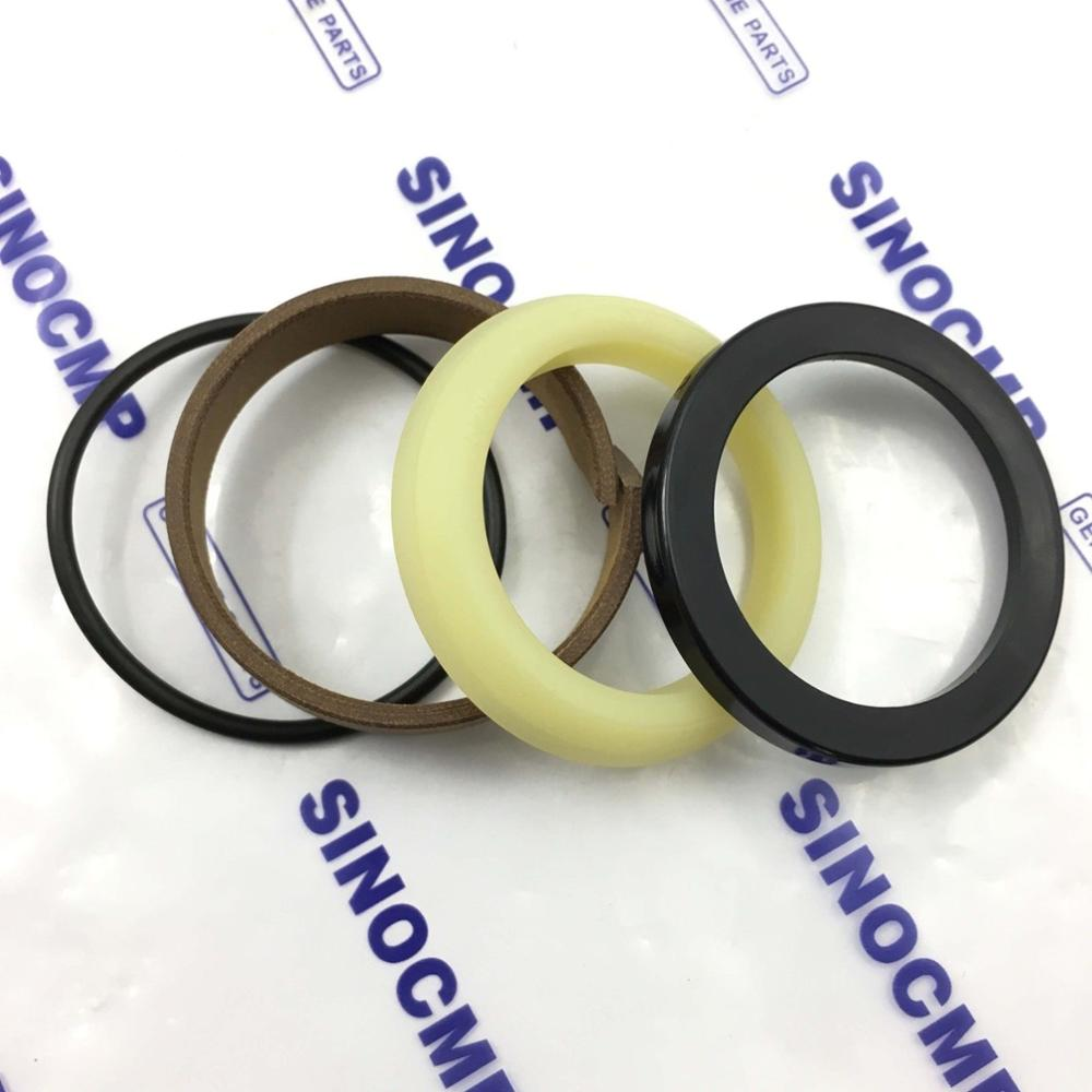 For Hitachi EX200-2 Track Adjuster Repair Seal Kit Excavator Gasket, 3 months warranty zx210w ex200 4361638 excavator fuel tank cap for hitachi