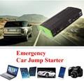 Hot! Portable 9900mAh Petrol Diesel 12V Car  Jump Starter 400A Peak Car Charger USB Phone Laptops Power Bank SOS Light Free Ship
