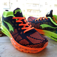 Free Shipping 2016 New Onemix Free Run Outdoor Sport Running Shoes for Men Eur 39 46