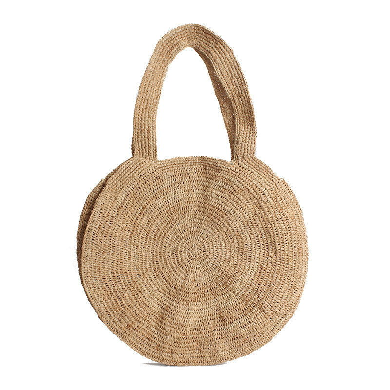 beach bag round straw tote bag large big Jumbo circular summer bag women natural boho handbag 2018 Bohemian ins drop shippingbeach bag round straw tote bag large big Jumbo circular summer bag women natural boho handbag 2018 Bohemian ins drop shipping