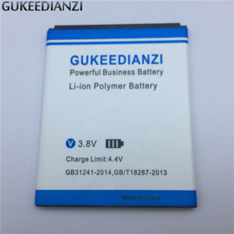 Gukeedianzi 100% Nieuwe Yu-18e Mobiele Telefoon Li-ion Polymeer Vervangende 1800 Mah Hoge Kwaliteit Sterke Uithoudingsvermogen Batterij Voor Yusun T50 Verpakking Van Genomineerd Merk