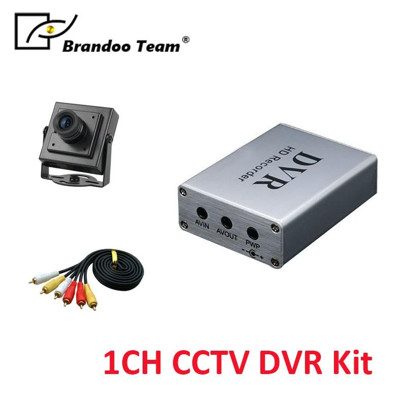 все цены на Mini 1CH CCTV DVR works with 64GB memory,support power up, motion detection recording онлайн