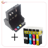 Lexmark 100 Print Head Printhead With Lexmark 100 Ink Cartridge Compatible For S405 S505 S605 205