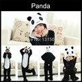 Survetement femme мужчины Пара panda kugurumi Пижамы Мультфильм Животных Косплей Взрослых Onesies Костюмы Партии Хэллоуин костюм Pijamas