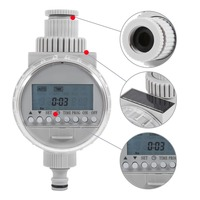 1 PC Garden Auto Water Saving Irrigation Controller Water Timer Irrigation Electronic Intelligent Digital Watering Timer