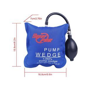 Image 2 - Super PDR 3 PCS / Set Pump Wedge Locksmith Tools Airbag Car Hand Tools Pump Wedge Air Wedge Airbag Set Dent Remover Kit Auto