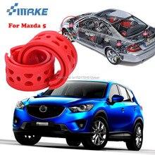 цена на smRKE For Mazda 5 High-quality Front /Rear Car Auto Shock Absorber Spring Bumper Power Cushion Buffer