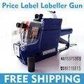 Nueva línea 2 Etiqueta de Precio Pistola Etiquetadora Tag Tienda Al Por Menor Etiqueta de Precios Pantalla MX6600 Inglés carta de Precios máquina Envío Gratis