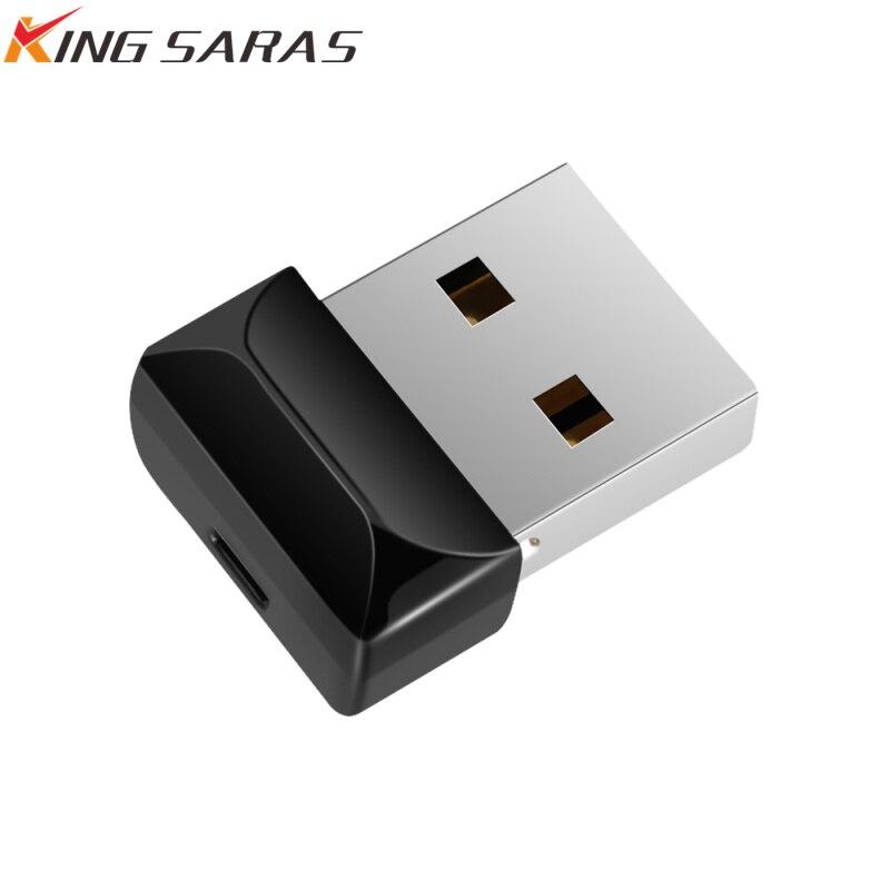Usb Flash Drive 16gb 32gb 64gb 128gb Flash Disk 3.0 Black Plastic Good Quality Usb Stick 4gb Super Mini U Disk Free Custom LOGO (5)