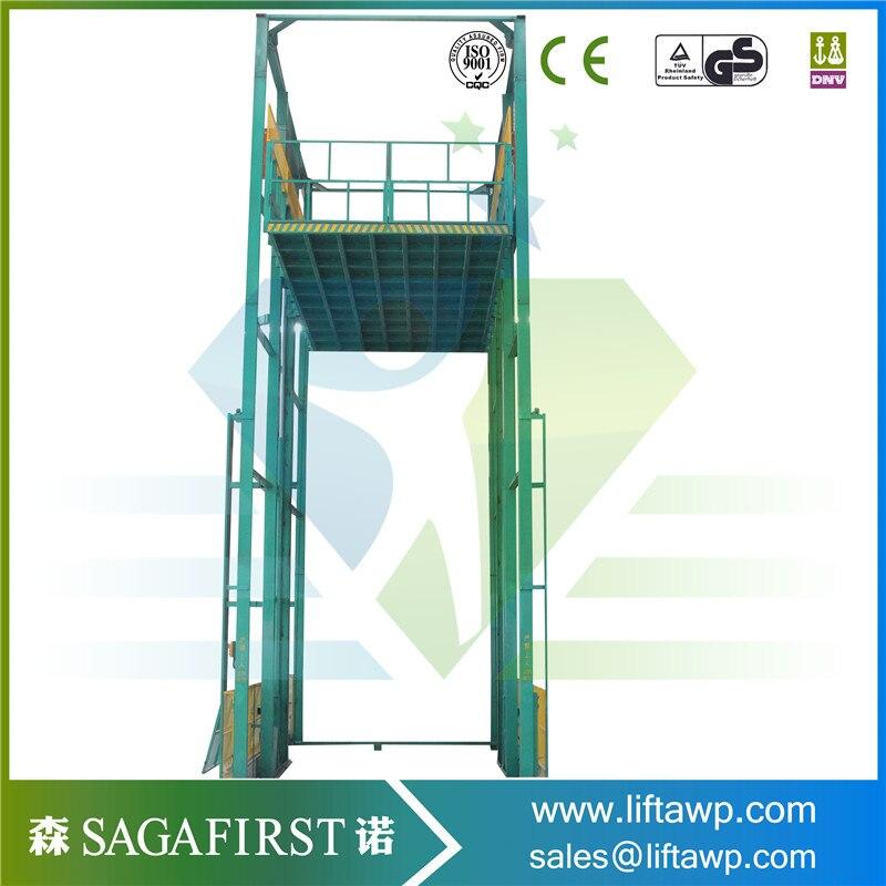5000kg Construction Electric Vertical Lift
