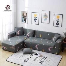 Parkshin Deer Slipcover, fundas elásticas para sofá, Protector de muebles de poliéster, funda para sofá, toalla para sofá 1/2/3/4 plazas