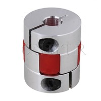D25L30 Elevator CNC Plum Coupling Shaft Coupler 8 X 8mm Anti Oil