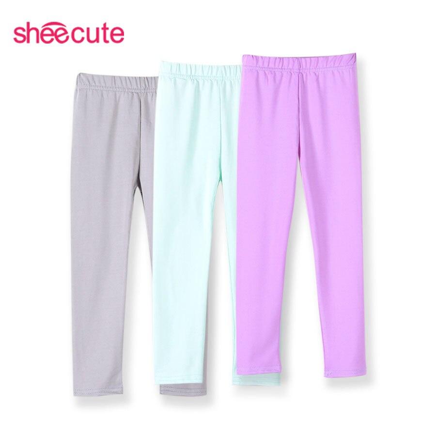 SheeCute-Girls-Leggings-Spring-Autumn-canndy-color-pants-Kids-skinny-full-length-leggings-for-3-12Y-girls-SCH231-3