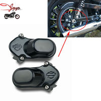 2015 Brand New Motorcycle Rear Axle Kit Cover Fits For Harley Sportster XL1200 XL883 Forty Eight