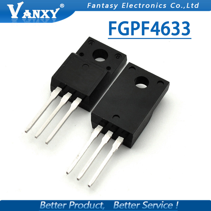 50pcs FGPF4633 TO-220F FGPF4633 TO-220 new original