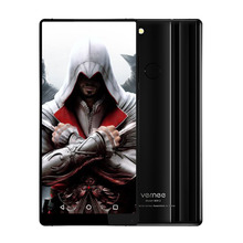 6 Zoll Vernee Mix 2 4G LTE Handy MTK6757CD 6 GB RAM 64G ROM octa-core Android 7.0 Dual Zurück Kamera Touch ID Smartphone
