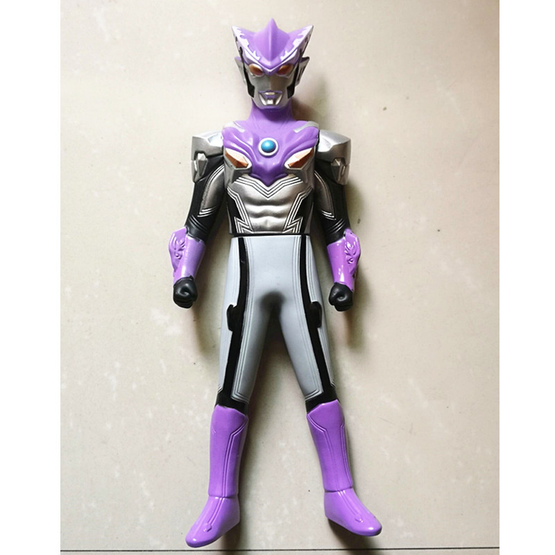 30cm Soft rubber monster toy ultraman child toy simulation monster Model doll joint movable ultraman toy in Action Toy Figures from Toys Hobbies