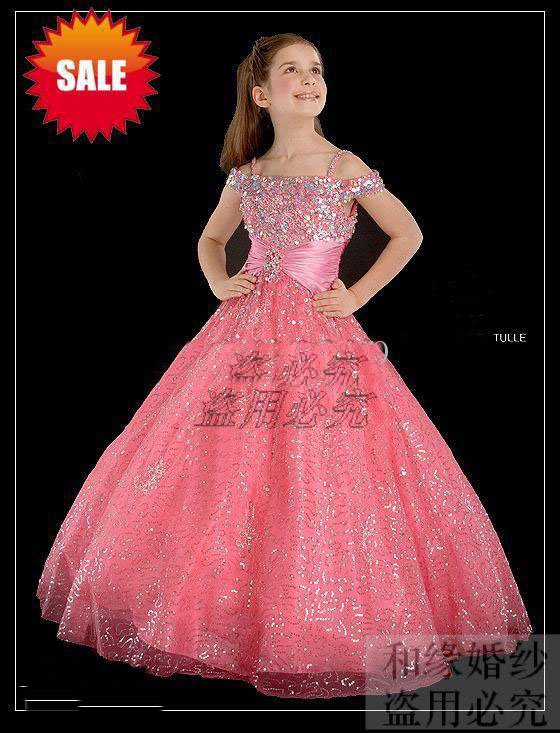 2012 Flower Girl Pageant Party Holiday Prom Bridal Recit