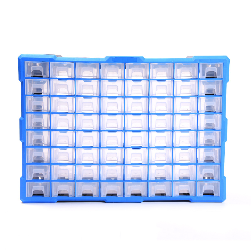 Tool Case Toolbox Parts Box Classification Of Ark Multi-grid Drawer Blocks High Quality Screw Classification Component Box