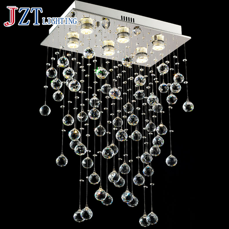 J best price mordern lamp Stair K9 Crystal Chandelier Villa Luxury Hotel fashion Stair ceiling light LED Long Droplight z best price modern crystal chandelier light fixture duplex stairs led crystal lamp for ceiling villa hall chandelier droplight