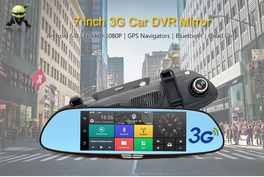Shop Junsun 7 inch 3G Car GPS Navigation Android WIFI DVR