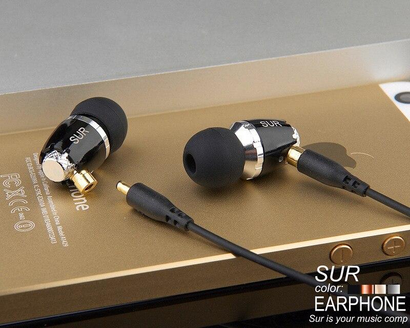 Diseño de moda Original JBMMJ SUR S520 En Auricular Auricular - Audio y video portátil - foto 5