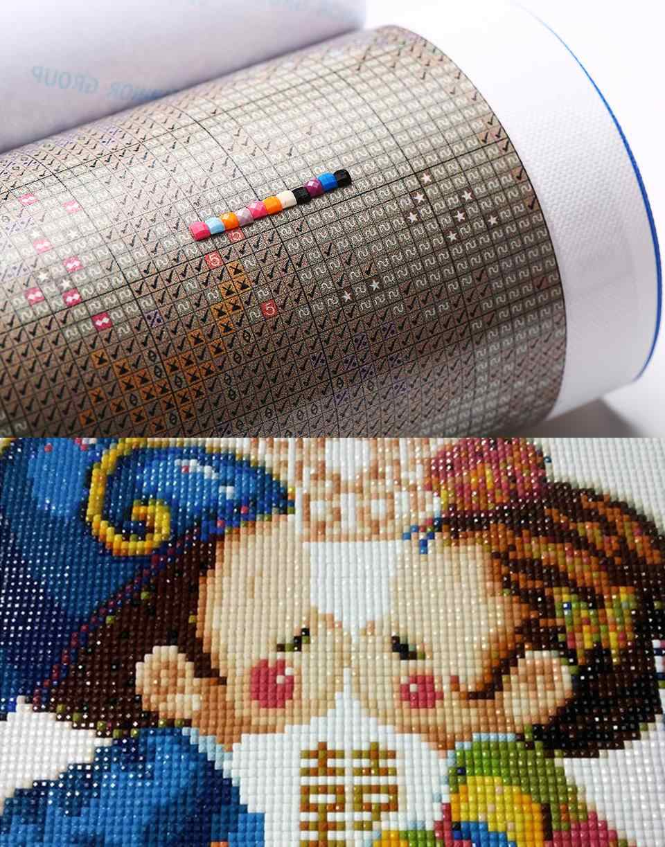 24x34cm Full Square Drill 5D DIY Diamond PaintingAnimal Hummingbird 3D Embroidery Cross Stitch Mosaic Decor Gift