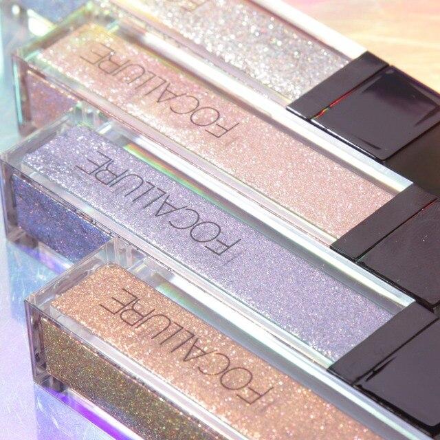 FOCALLURE Glitter Liquid Eyeshadow waterproof long lasting  Shiny eyeliner Metallic Pigment professional Eye shadow Eye makeup 1